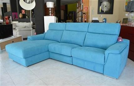 Muebles nicolau tienda muebles mallorca circulo muebles for Chaise longue azul turquesa