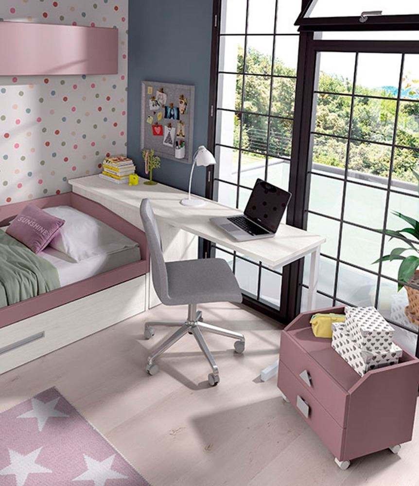 Ideas decorar habitaciones juveniles - Muebles nicolau ...