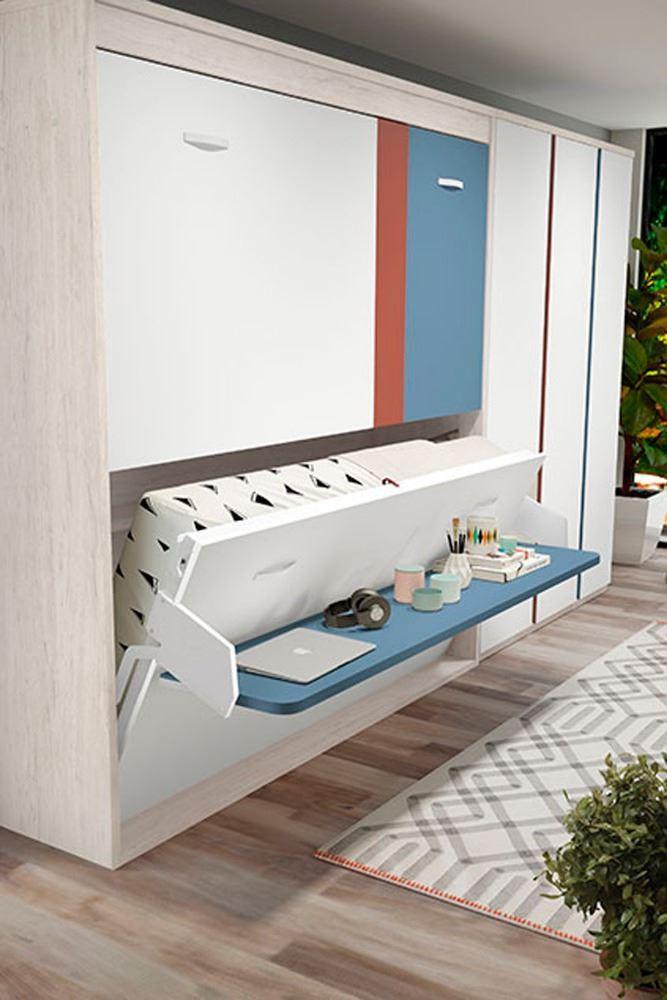 Abatibles para aprovechar el espacio for Muebles nicolau