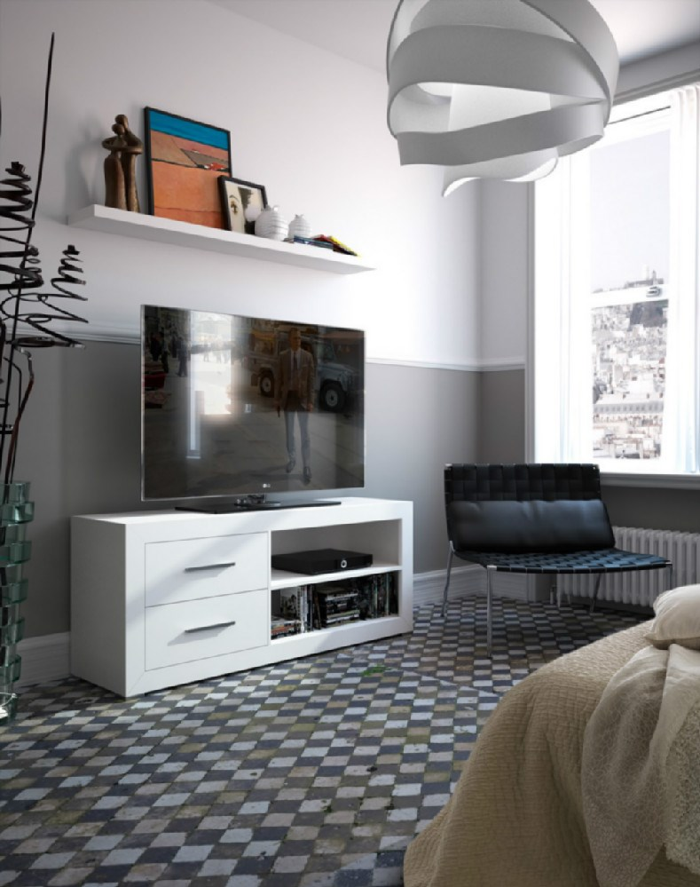 Mueble tv low cost - Muebles low cost ...