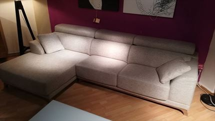 Chaiselongue modelo Nilo de300 cms.