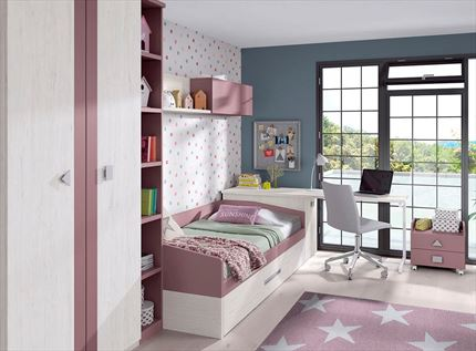 Ideas decorar habitaciones juveniles
